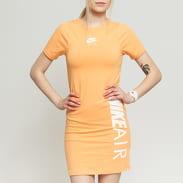 Nike W NSW Air Dress oranžové