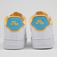 Nike WMNS Air Force 1 '07 SE white / white - lt blue fury