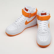 Nike WMNS Air Force 1 High white / orange peel