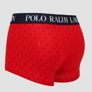Polo Ralph Lauren Classic Print Trunk červené / navy