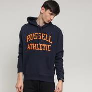 RUSSELL ATHLETIC Hoody Sweatshirt navy