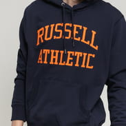 RUSSELL ATHLETIC Hoody Sweatshirt navy