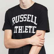 RUSSELL ATHLETIC SS Crew Neck Tee černé