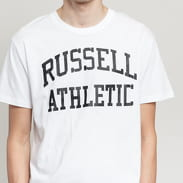 RUSSELL ATHLETIC SS Crew Neck Tee bílé