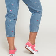 TOMMY JEANS W High Rise Tapered Jeans gritter light bl rig