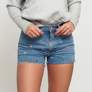 TOMMY JEANS W Hot Pant Denim Short gritter light blue