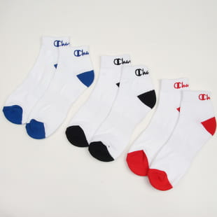 Champion 3 Pack Ankle Socks