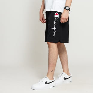 Champion Basketball Mesh Script Logo Shorts