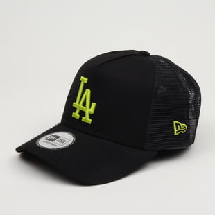 New Era League Essential Trucker LA