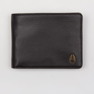 Nixon Cape Leather Coin