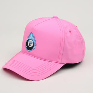 Pink Dolphin 8 Ball Flame 5 Panel Hat