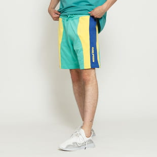 Pink Dolphin Wave Block Short