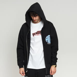 PLEASURES Acid House Zip Hoody