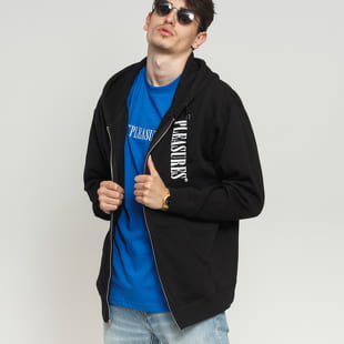 PLEASURES Life or Death Zip Hoody