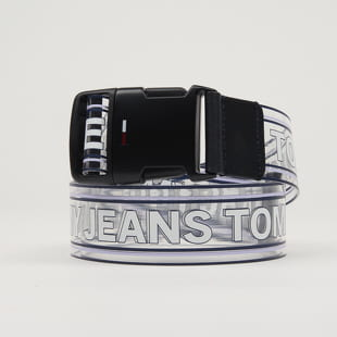 TOMMY JEANS Clip Transparent Belt 3.5