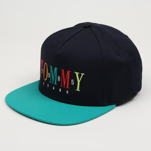 TOMMY JEANS Embroidered Cap