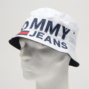 TOMMY JEANS Logo Bucket Hat