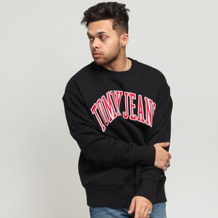 TOMMY JEANS M Clean Collegiate Crew