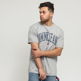 TOMMY JEANS M Collegiate Logo Tee