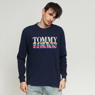 TOMMY JEANS M Multicolor Longsleeve Tee