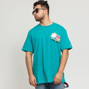 TOMMY JEANS M Retro Geo Tee