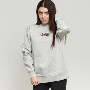 TOMMY JEANS W Bold Tommy Crew