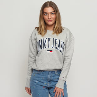 TOMMY JEANS W Clean Collegiate Crew
