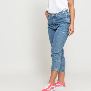 TOMMY JEANS W High Rise Tapered Jeans