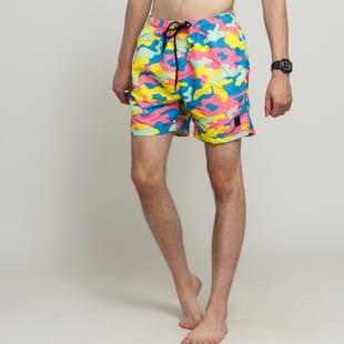 Urban Classics Camo Swim Shorts