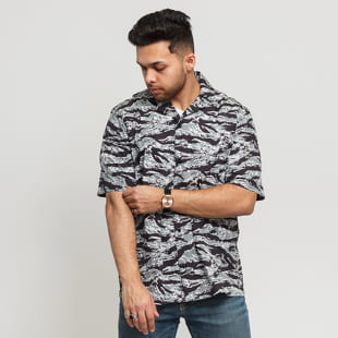 Urban Classics Pattern Resort Shirt