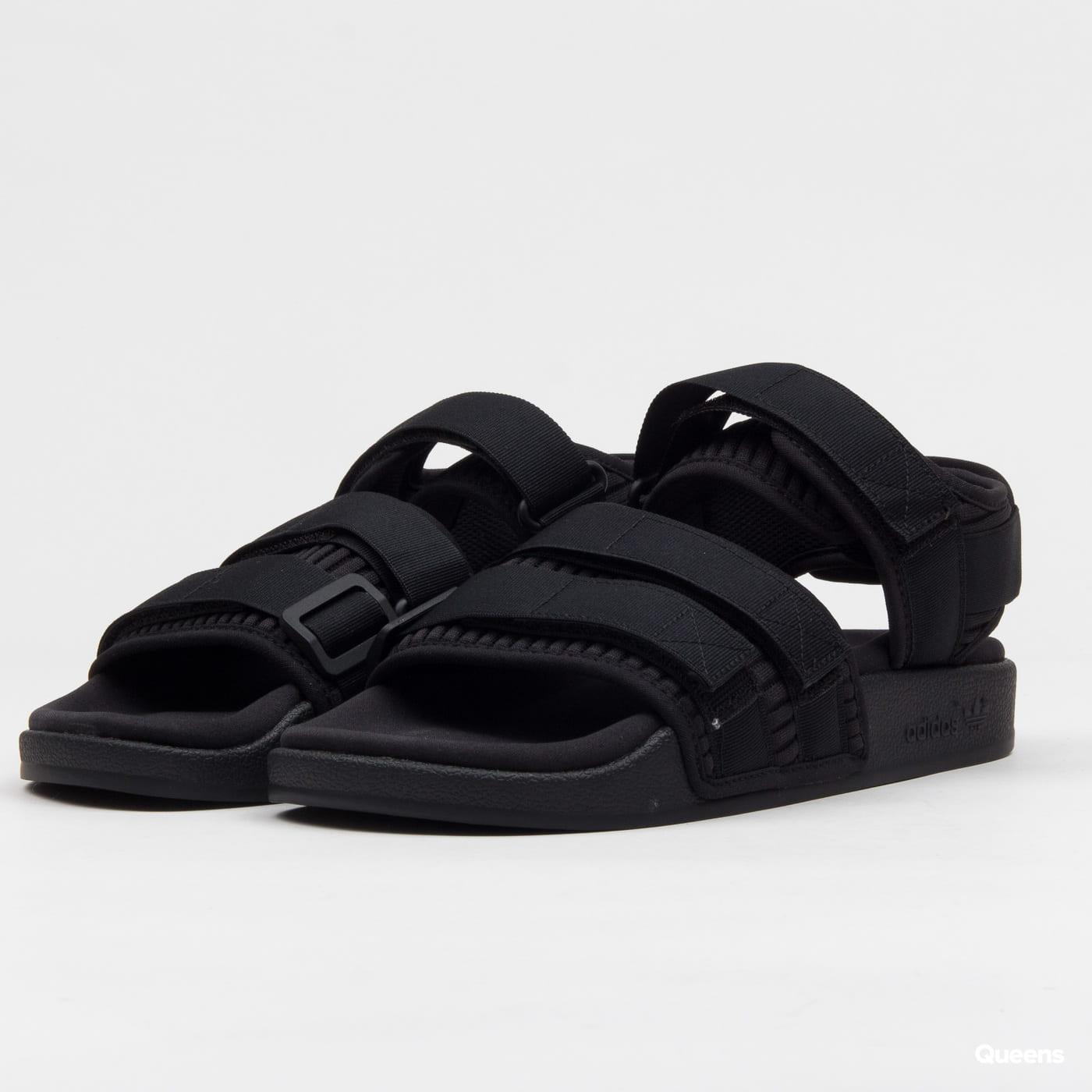4e99a250 Sandals adidas Originals Adilette Sandal 2.0 W cblack / cblack / cblack  (CG6623) – Queens 💚