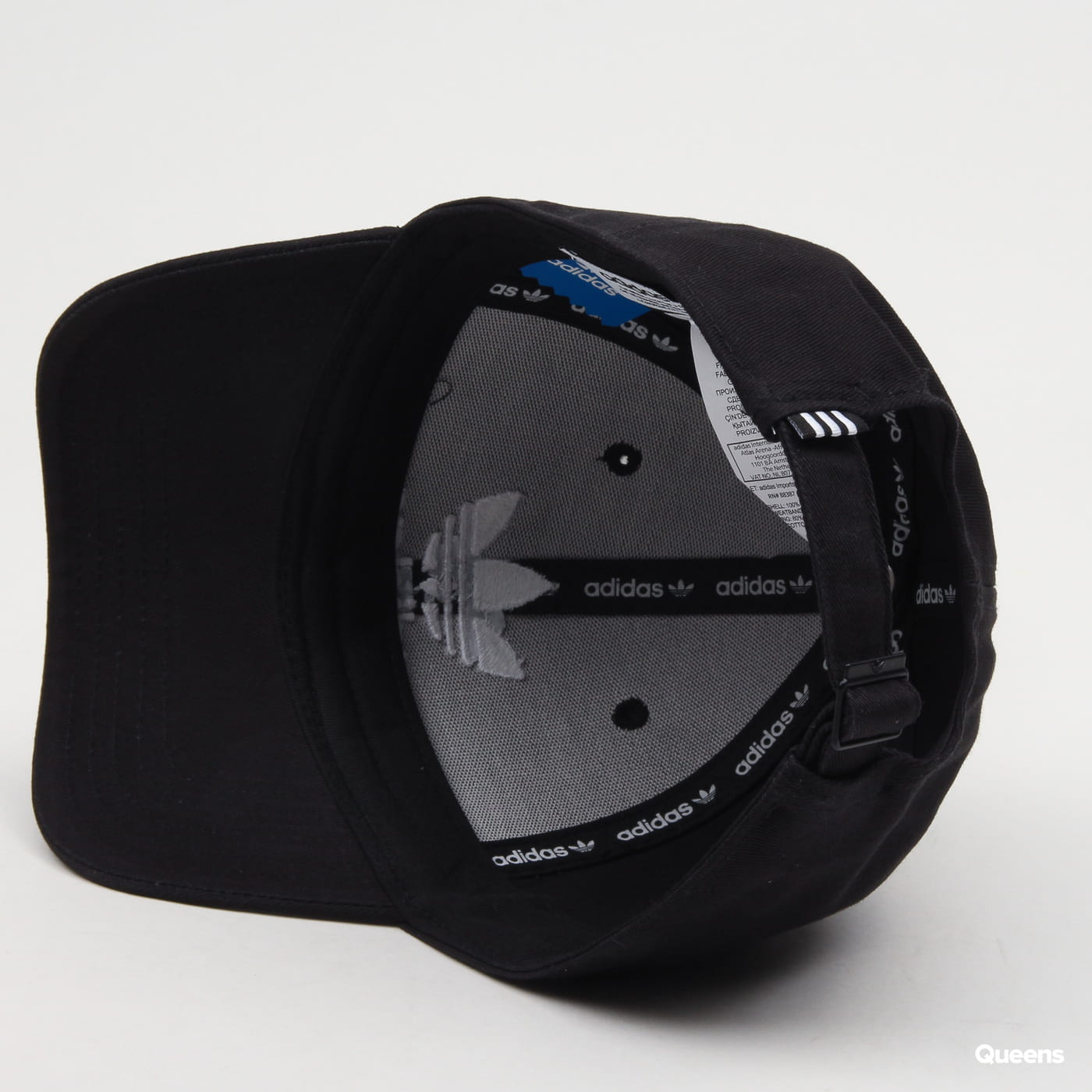 adidas Originals Baseball Classic Trefoil black