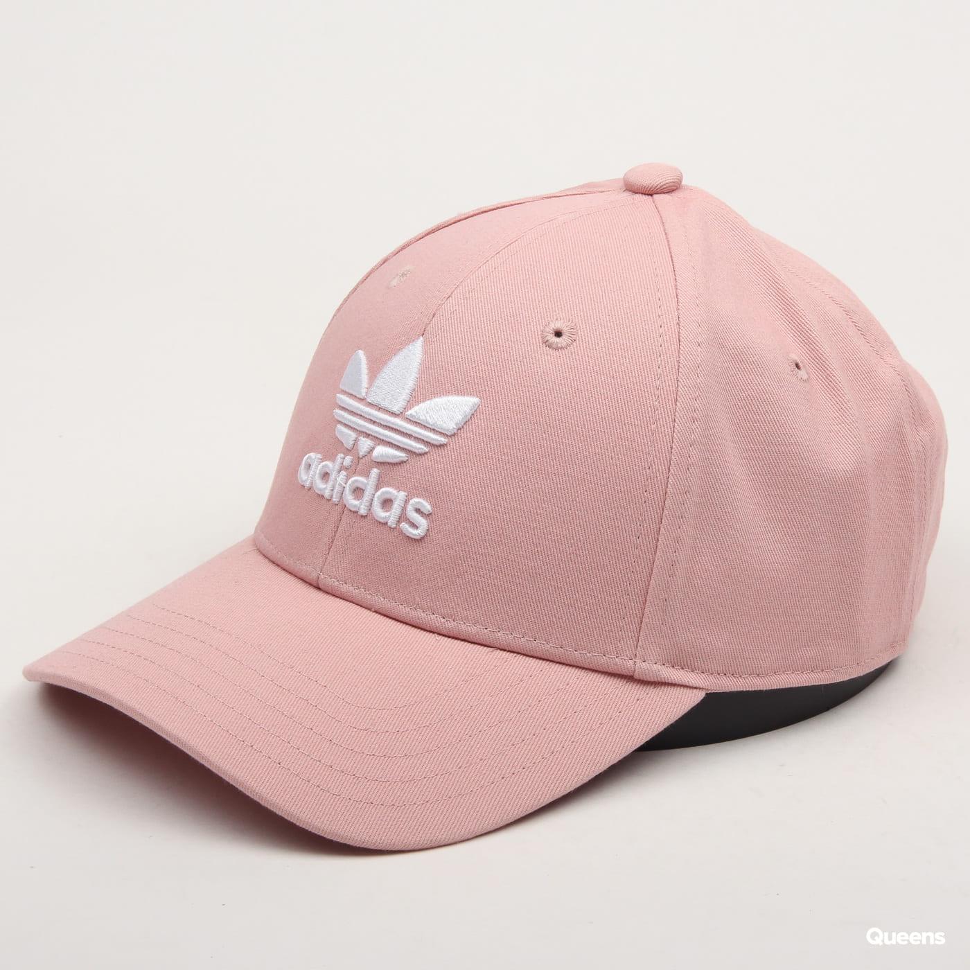 adidas Originals Bases Classic Trefoil pink