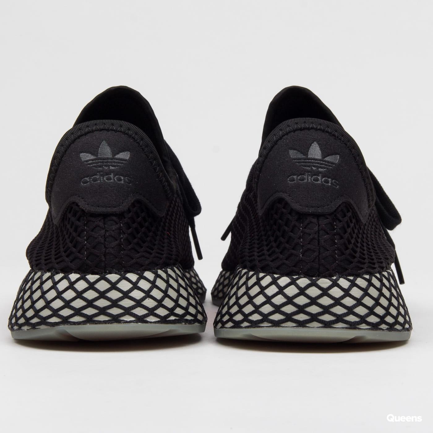 ograniczona guantity atrakcyjna cena zniżki z fabryki adidas Originals Deerupt Runner cblack / sesame / solred
