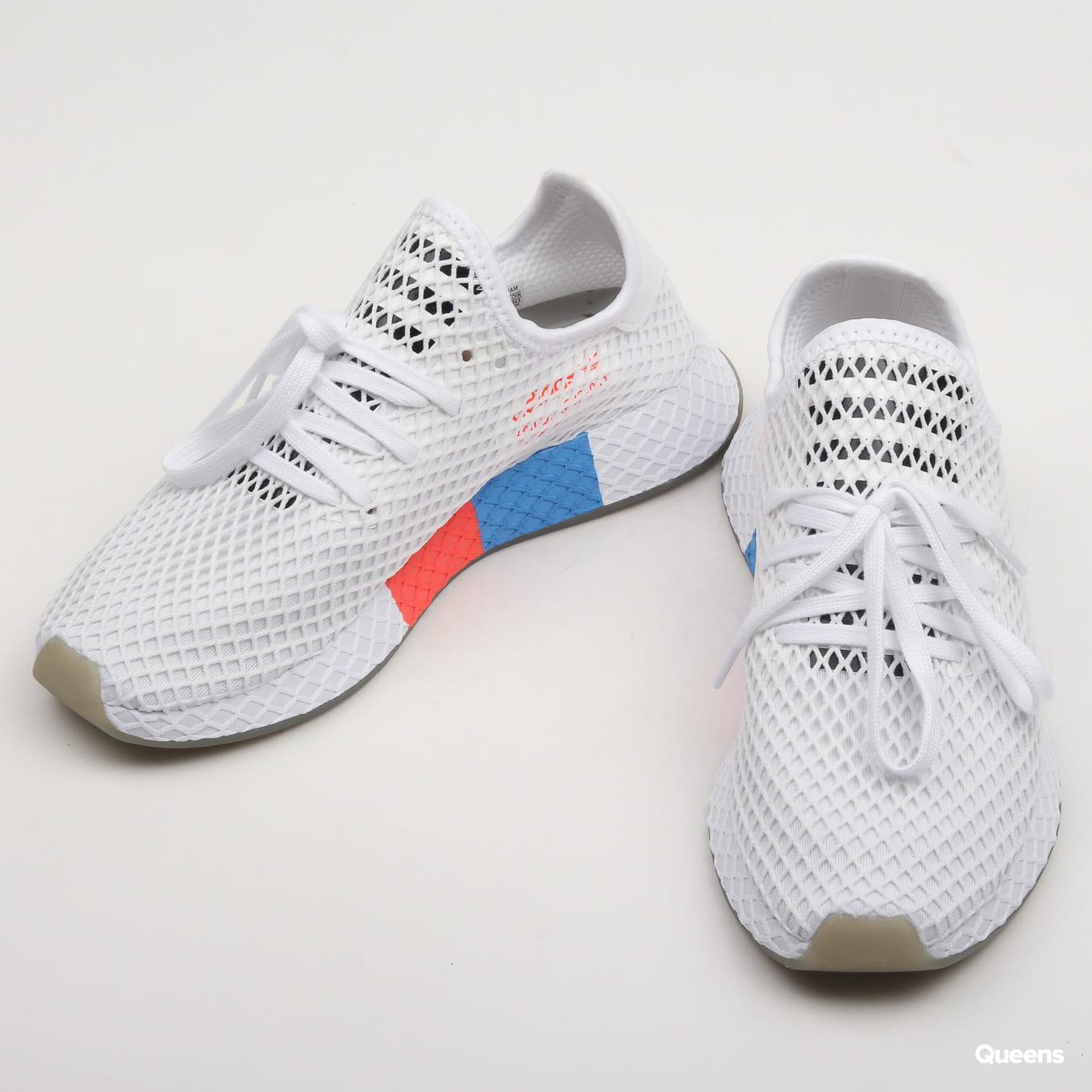 size 40 b4fd1 73f14 adidas Originals Deerupt Runner ftwwht / cblack / sesame