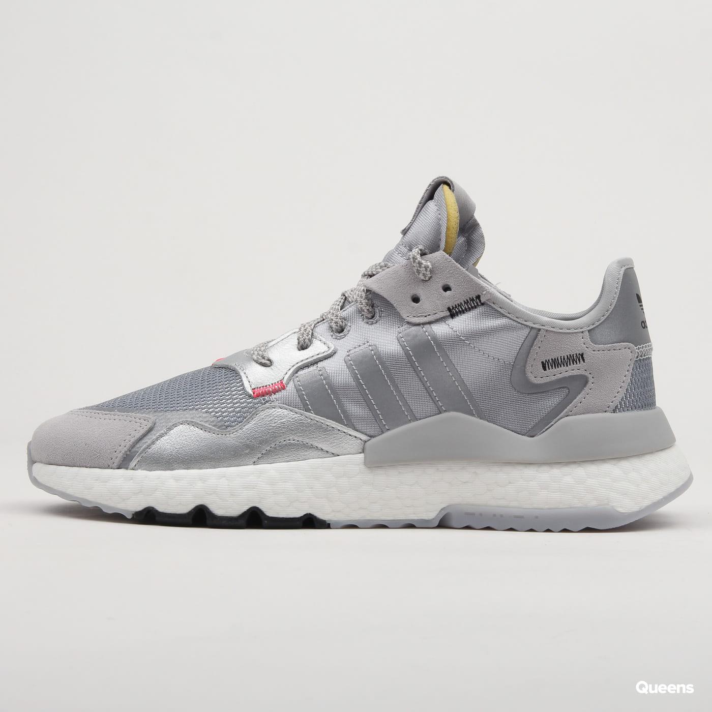 adidas Originals Nite Jogger silvmt / lgsogr / cblack