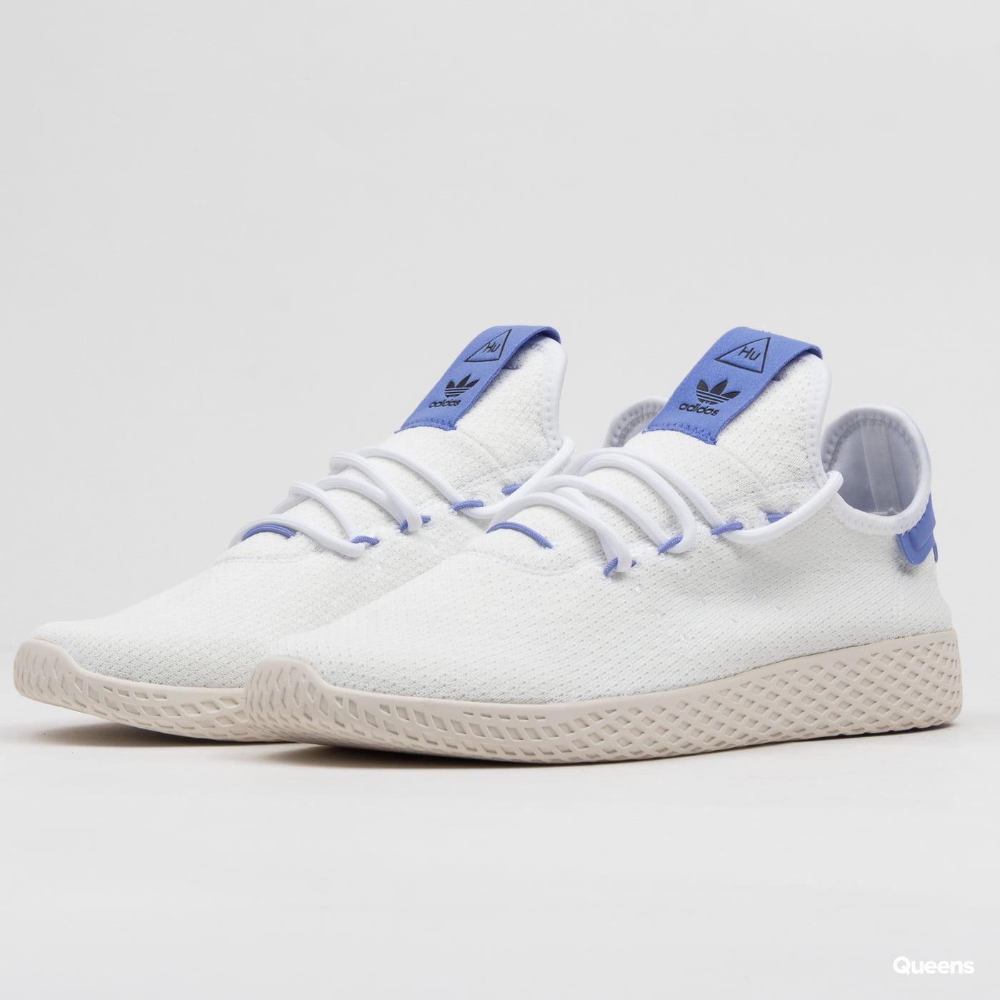 8b18c1f1d0 adidas Originals Pharrell Williams Tennis HU ftwwht / realil / cwhite