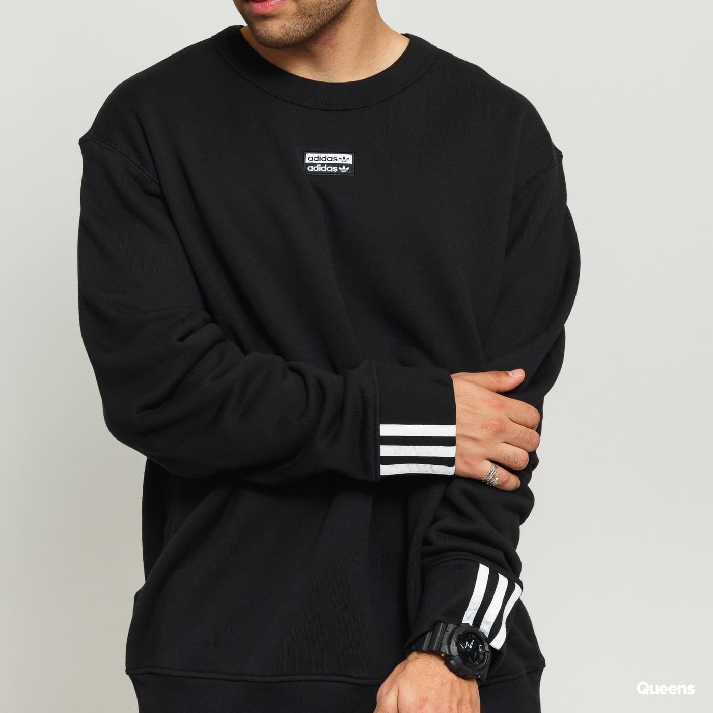 adidas Originals R.Y.V. Crew schwarz