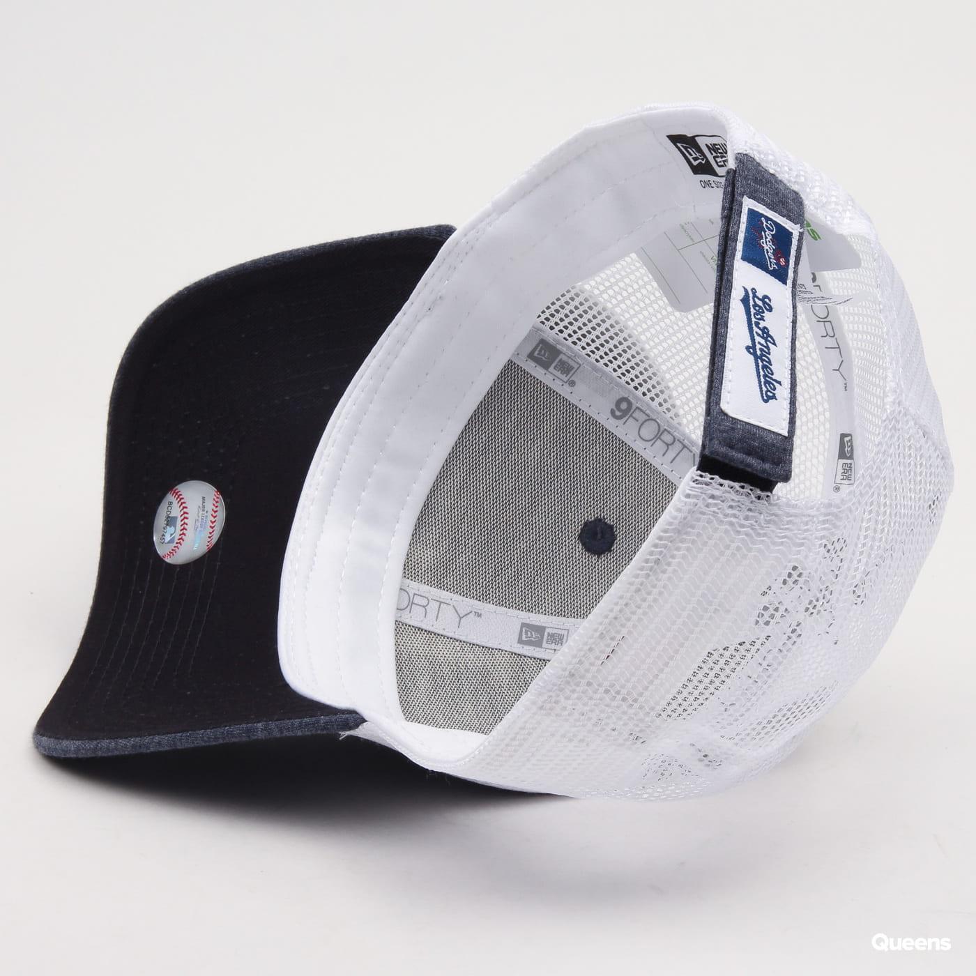 New Era 940 MLB Summer League LA melange navy / weiß / schwarz