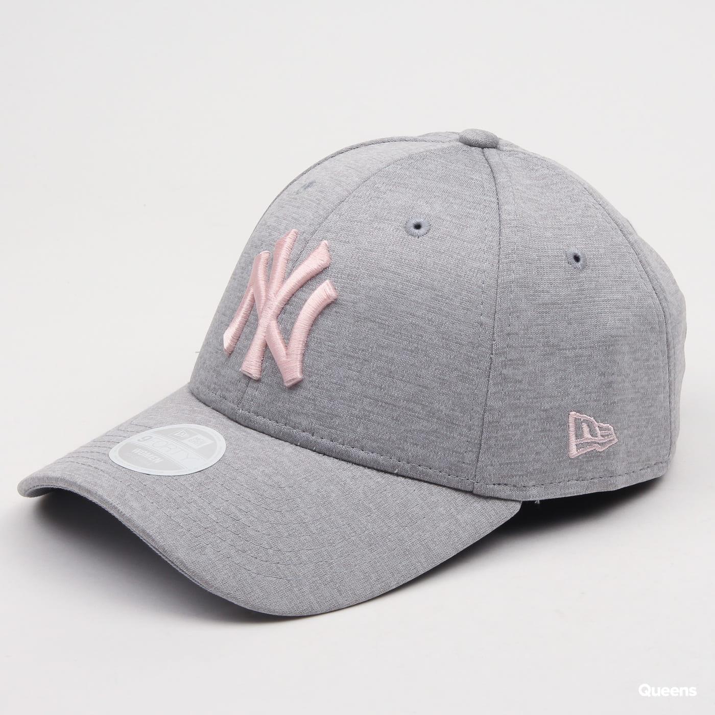 New Era 940W MLB WMNS Shadow Tech NY melange grau / grau