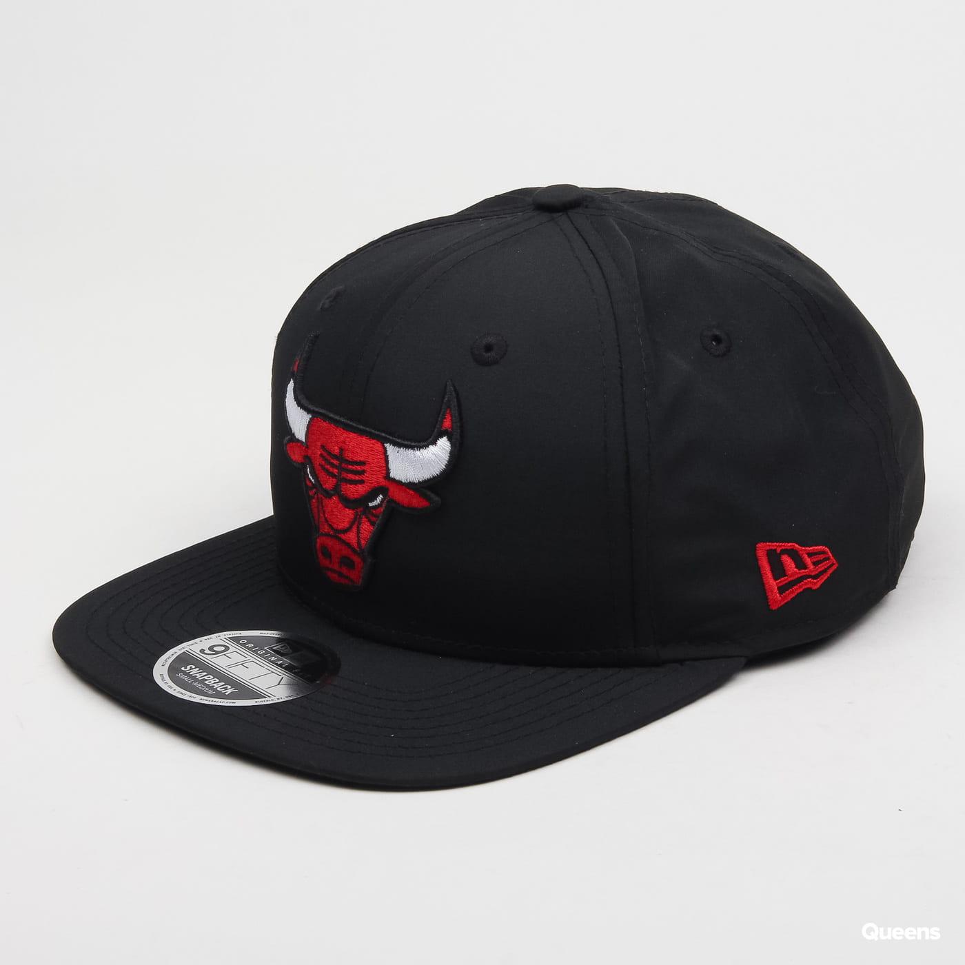 finest selection b0649 53406 Snapback New Era 950 Featherweight NBA Chicago Bulls black (11941680) –  Queens 💚