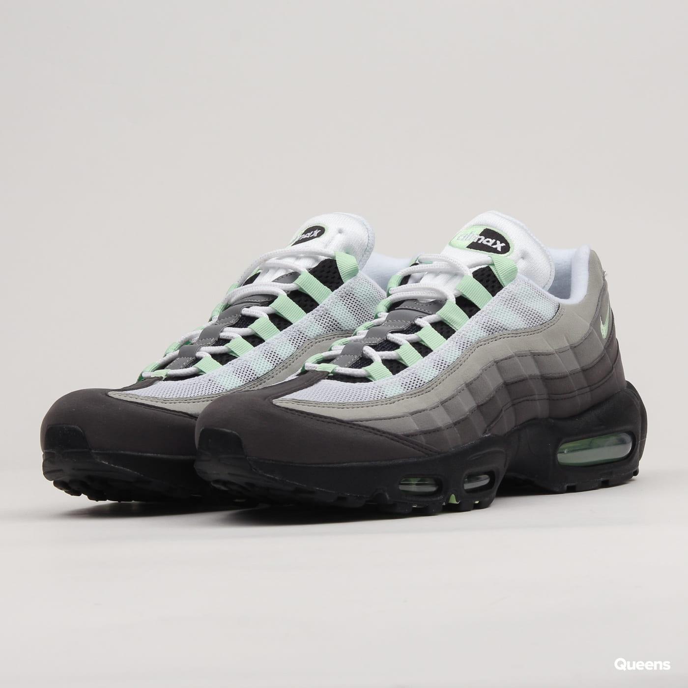 vente chaude en ligne 2c62c d5a6b Nike Air Max '95 white / fresh mint - granite - dust