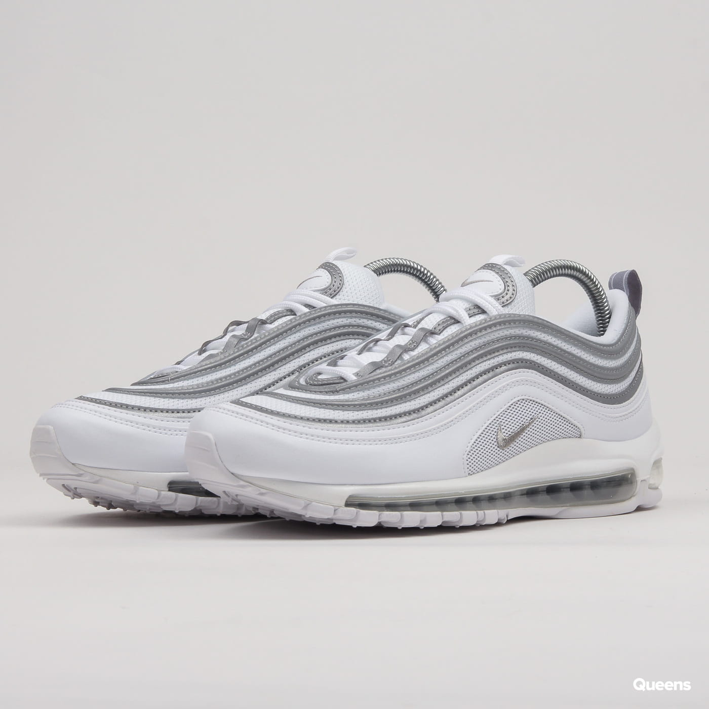 pretty nice bdc3f 2a896 Nike Air Max 97 white / reflect silver - wolf grey