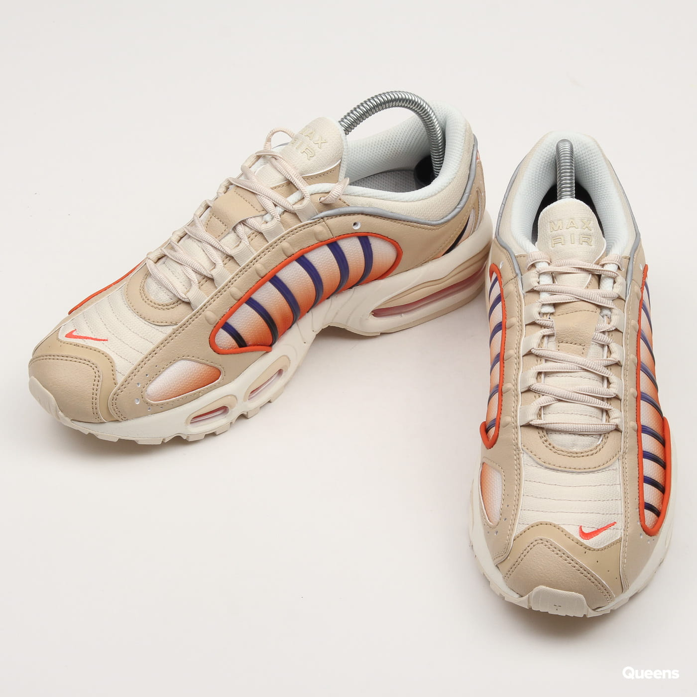 Nike Air Max Tailwind IV desert ore / team orange