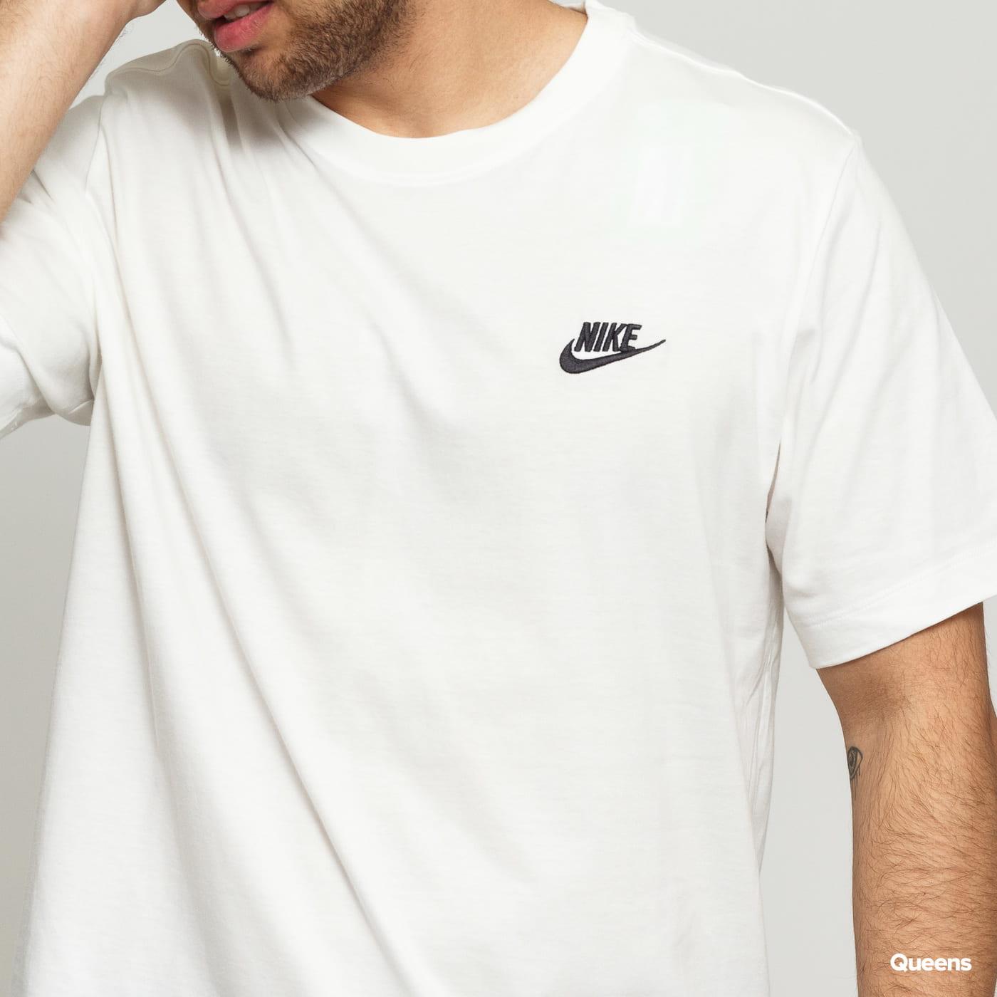 Nike M NSW Club Tee biele