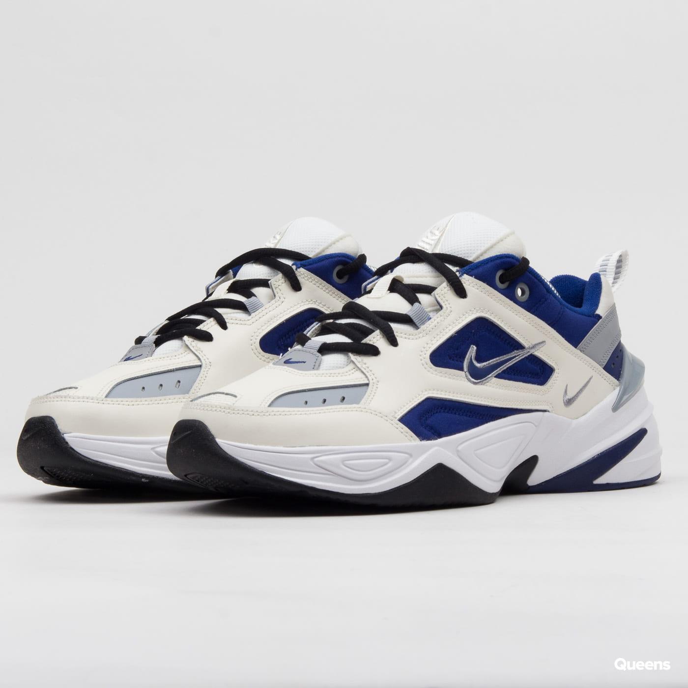 sklep internetowy sprzedawane na całym świecie kolejna szansa Nike M2K Tekno sail / deep royal blue - wolf grey