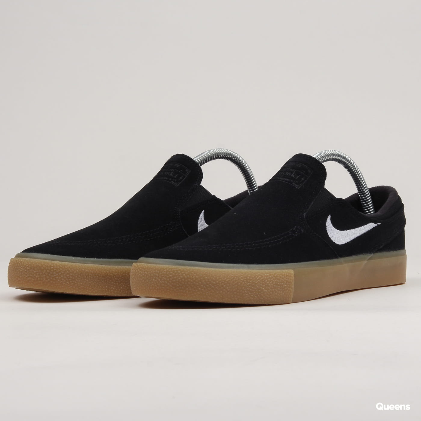 a2ed3ec7f Obuv Nike SB Zoom Janoski Slip RM black / white - black (AT8899-001) –  Queens 💚
