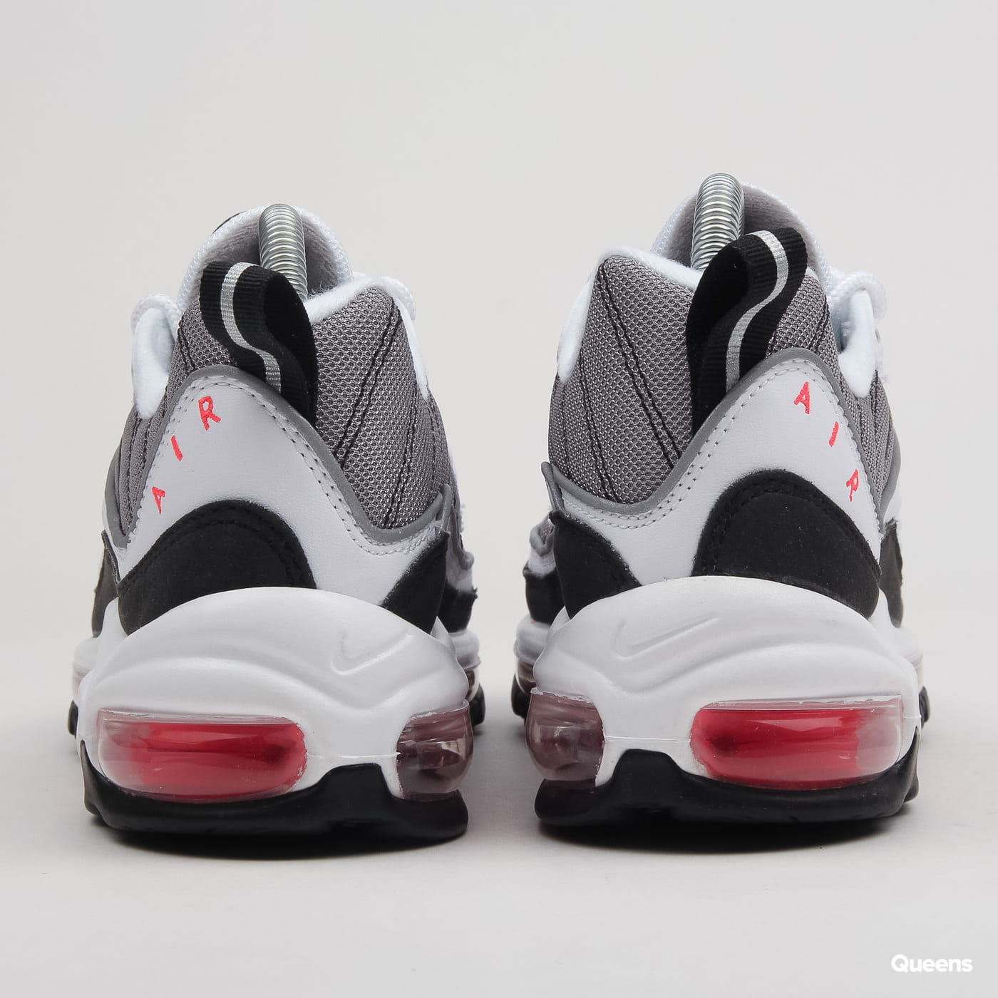 3c43d7c90f Zoom in Zoom in Zoom in Zoom in Zoom in. Nike W Air Max 98 white / solar red  - dust