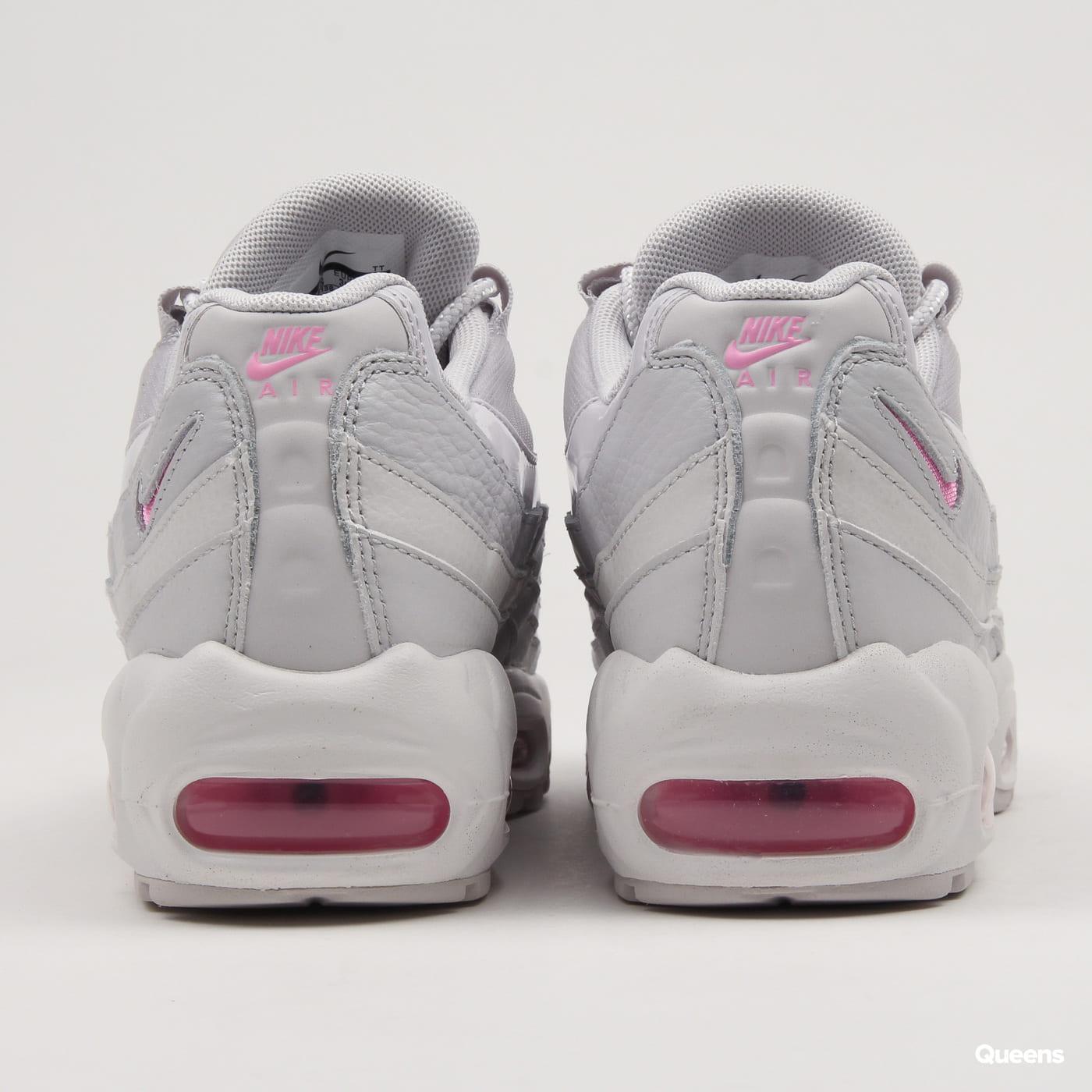 huge discount 5efa7 a5760 Zoom in Zoom in Zoom in Zoom in Zoom in. Nike WMNS Air Max 95 SE vast grey    psychic pink