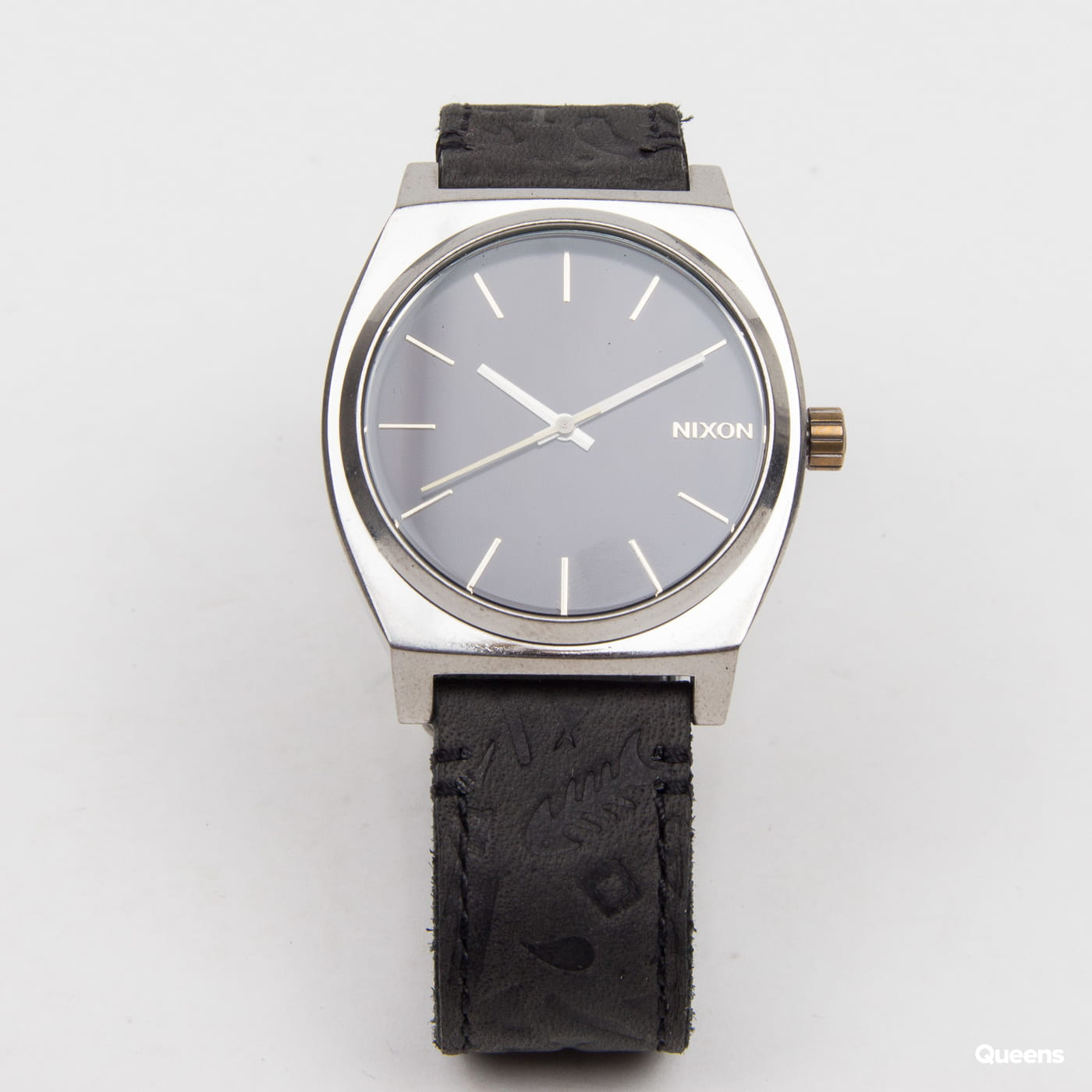 Nixon Time Teller black / silver
